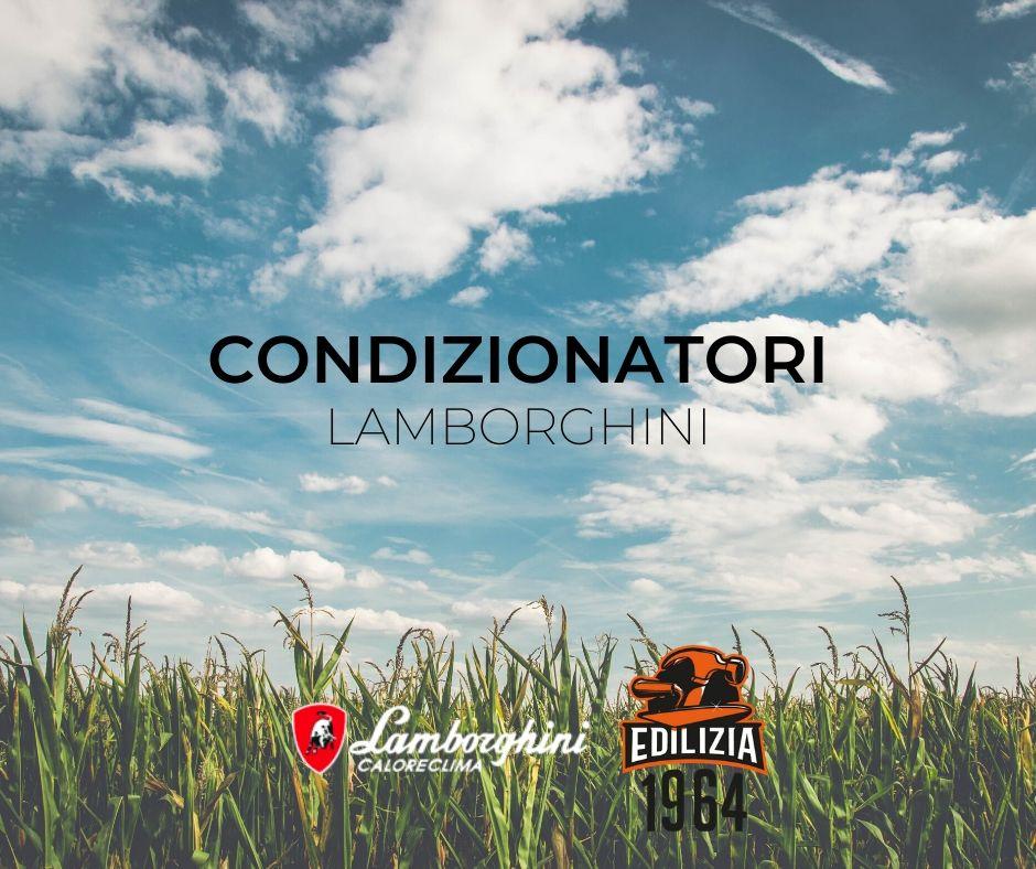 Condizionatori e climatizzatori Lamborghini